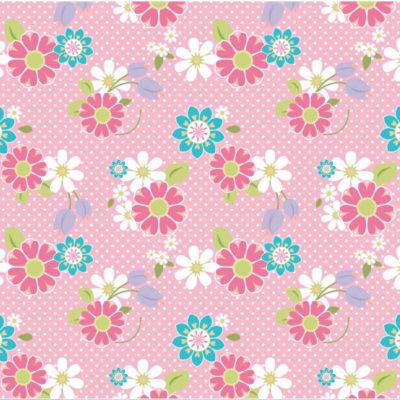 Dream Floral - Rosa